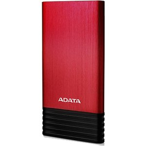 モバイルバッテリー ADATA AX7000-5V-CRD [モバイルバッテリ Power Bank X7000 ウルトラスリム 7000mAh レッド]|etrend-y