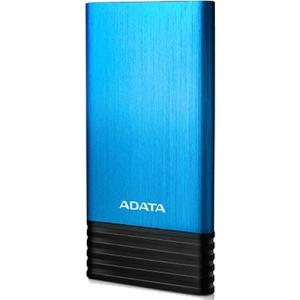 モバイルバッテリー ADATA AX7000-5V-CBL [モバイルバッテリ Power Bank X7000 ウルトラスリム 7000mAh ブルー]|etrend-y