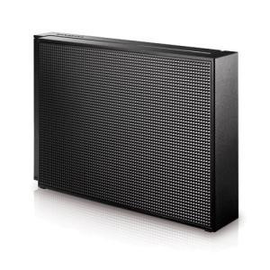 Web通販限定モデル USB3.0対応 外付けハードディスク 3TB EX-HD3CZ ブラック 「...