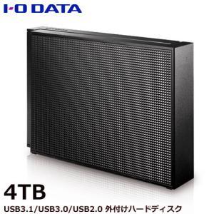 Web通販限定モデル USB3.0対応 外付けハードディスク 4TB EX-HD4CZ ブラック 「...