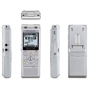 ICレコーダー オリンパス V-862 SLV [Voice Trek V-862 シルバー]|etrend-y