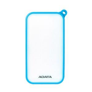 モバイルバッテリー ADATA AD8000L-5V-CBL [LED照明付き IP54防塵/防水 モバイルバッテリ Power Bank D8000L 8000mAh ブルー]|etrend-y