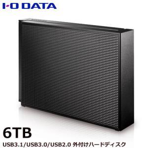 Web通販限定モデル USB3.0対応 外付けハードディスク 6TB EX-HD6CZ ブラック 「...