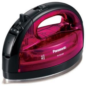 アイロン パナソニック カルル NI-WL404-P [コードレススチームアイロン(ピンク)]|etrend-y