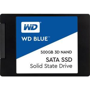 WD Blue SSD WDS500G2B0A 3D NAND SATA SSD 500GB 2.5インチ SATA 6G