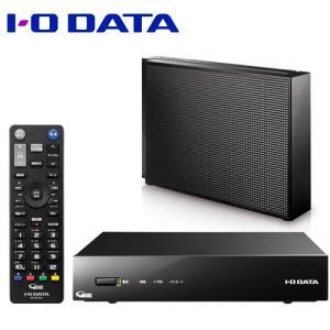 アイオーデータ HVTR-T3HD4/E [3番組同時録画対応ハードディスクレコーダー 4TB]の画像
