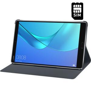 タブレット Android SIMフリー ファーウェイ(Huawei) M58/SHT-AL09/Gray/32G [MediaPad M5 8/SHT-AL09/LTE/Gray/32G/53010BTG]|etrend-y