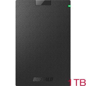 ポータブルHDD バッファロー MiniStation HD-PCG1.0U3-BBA [USB3....