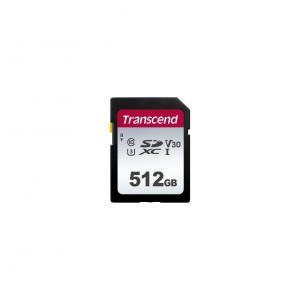 SDカード トランセンド TS512GSDC300S [512GB SDXC 300S Class ...