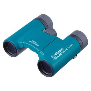 双眼鏡 Vixen アリーナ HD8×21WP ブルー