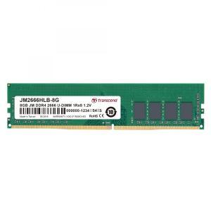 デスクトップPC用メモリ トランセンド JM2666HLB-8G [8GB JetRam DDR4 ...