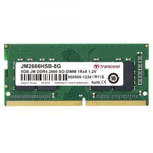 ノートPC用メモリ トランセンド JM2666HSB-8G [8GB JetRam DDR4 266...