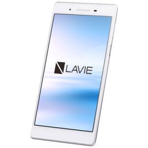 タブレット NEC PC-TE507JAW [LAVIE Tab E TE507/JAW (7型 16GB Android7 Wi-Fiモデル)]|etrend-y
