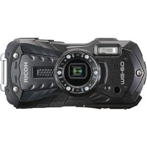 デジタルカメラ リコー WG-60BK [防水デジタルカメラ WG-60 (ブラック)] etrend-y