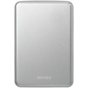 ポータブルHDD バッファロー MiniStation HD-PUS1.0U3-SVD [USB3....