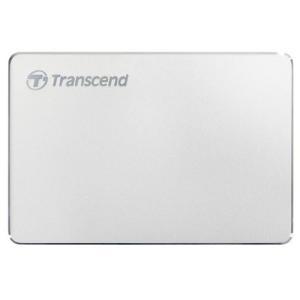 ポータブルHDD トランセンド TS2TSJ25C3S [2TB StoreJet 25C3 USB...