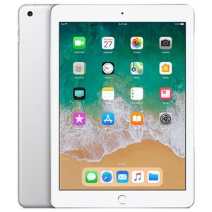 タブレット Apple MR7G2J/A [iPad (9.7型Retina Wi-Fi 32GB シルバー)]|etrend-y