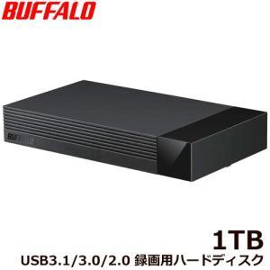 外付HDD バッファロー HDV-LLD1U3BA/D [外付けHDD USB3.1 Gen1対応 みまもり合図 for AV 24時間連続録画対応 静音設計 1TB]|etrend-y