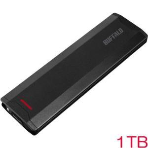 ポータブルSSD バッファロー SSD-PH1.0U3-BA [USB3.1(Gen2)対応 ポータ...
