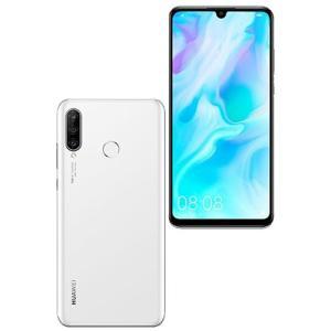 スマートフォン ファーウェイ(Huawei) P30 lite/Pearl White(MAR-LX...