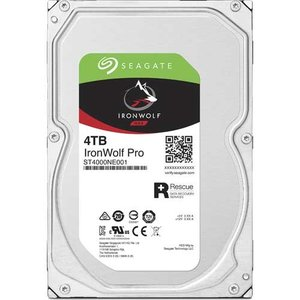 HDD シーゲート ST4000NE001 [NAS向けHDD IronWolf Pro(4TB 3...