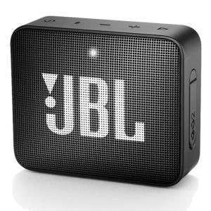 ポータブルスピーカー JBL JBLGO2BLK [ワイヤレススピーカー JBL GO 2 ブラック...