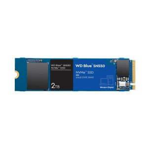 WD Blue SSD WDS200T2B0C SN550 NVMe SSD 2TB NVMe
