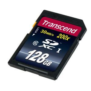 SDカード トランセンド TS128GSDXC10 [128GB SDXC カード Class 10] etrend-y