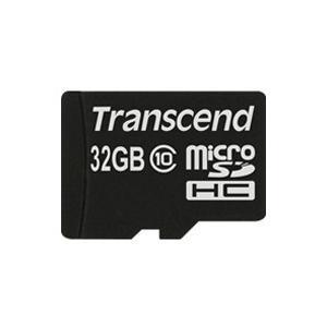 マイクロSDカード トランセンド TS32GUSDC10 [32GB micro SDHC10カード] etrend-y