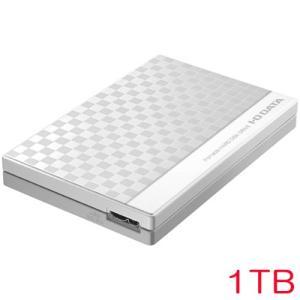 ポータブルHDD 1TB アイオーデータ EC-PHU3W1 [USB 3.0/2.0対応コンパクトサイズポータブルハードディスク 1TB]|etrend-y