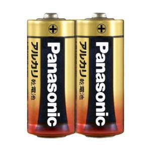 乾電池 パナソニック LR1XJ/2S [アルカリ乾電池単五2本シュリンクパック]|etrend-y