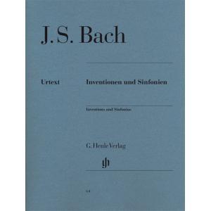 バッハ インベンションとシンフォニア Invenshons and Sinfonias