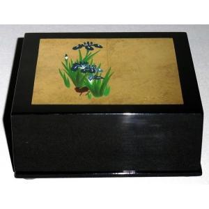 特製 コースター 酒井抱一_燕子花に水鶏(くいな)図|eurasia-art