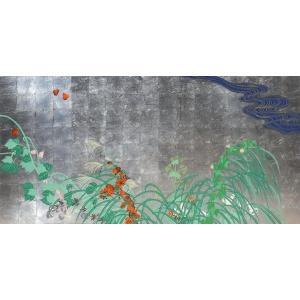 漆絵 酒井抱一の名作「夏秋草図」|eurasia-art