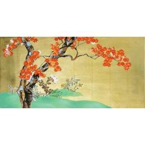 漆絵 酒井抱一の名作「楓図」|eurasia-art