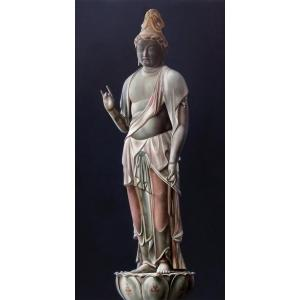 漆絵 秋篠寺の伎芸天 eurasia-art
