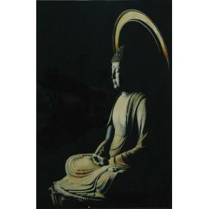 特価漆絵 薬師如来の前仏 eurasia-art