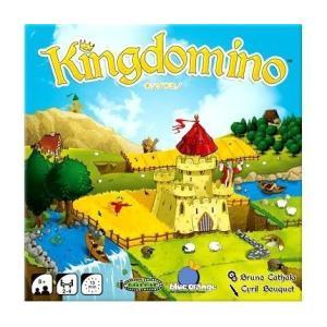 プレイ人数:2〜4人 プレイ時間:15分 対象年齢:8歳〜 タイトル:キングドミノ / Kingdo...