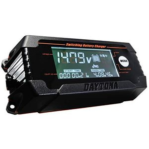 ●対応バッテリー二輪:2.3〜28Ah/四輪:27〜80Ah。※リチウムバッテリー使用不可。●重量:...