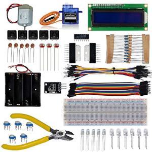 本キットはRaspberry Piを始めArduinoなど電子工学の勉強をサポートするための基本部品...