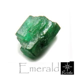 エメラルド 原石 結晶原石 パワーストーン ルース 天然石 5月の誕生石 4.96ct