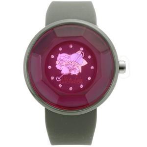 ワケあリアウトレット キキララ アモンリザ ALTS1112PKBK 腕時計 レディース Kiki&Lala×AMONNLISA|euro