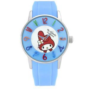 ワケありアウトレット マイメロディ アモンリザ ALMM1204BLBL レディース 腕時計  My Melody×AMONNLISA|euro