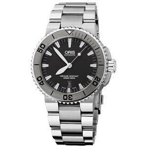 オリス ORIS アクイス デイト 73376534153M メンズ 腕時計 euro