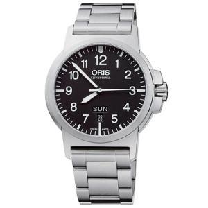 予約受付中(納期:約2〜3ヶ月後) オリス BC3 アドバンスド デイデイト 73576414164M メンズ 腕時計 自動巻き Oris BC3 Advanced Day Date euro