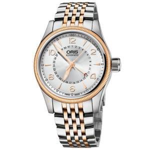 ORIS オリス ビッグクラウン ポインターデイト メンズ 腕時計 75476794361M Big Crown Pointer Date euro