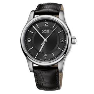 オリス ORIS クラシック デイト メンズ 腕時計 73375784034F Classic euro