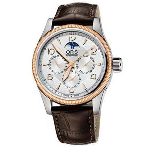 オリス ORIS ビッグクラウン コンプリケーション メンズ 腕時計 58276784361D BigCrown euro