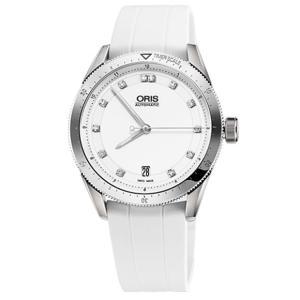 オリス アーティックス GT デイト ダイヤモンド 73376714191R レディース 腕時計 O...