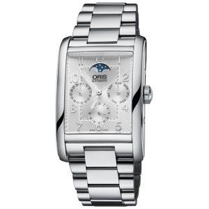 オリス ORIS レクタンギュラー コンプリケーション 58276944061M メンズ 腕時計 Rectangular Complication euro